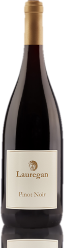 Lauregan Wines Pinot Noir 2014 wine bottle