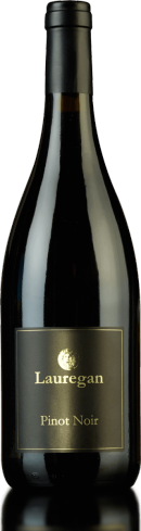 Lauregan Wines Pinot Noir 2015 wine bottle